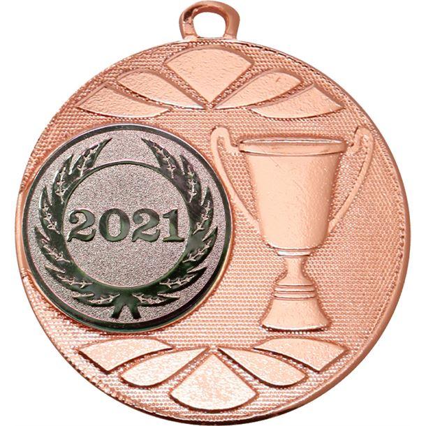 "Multi Award Cup 2021 Medal Bronze 50mm (2"")"