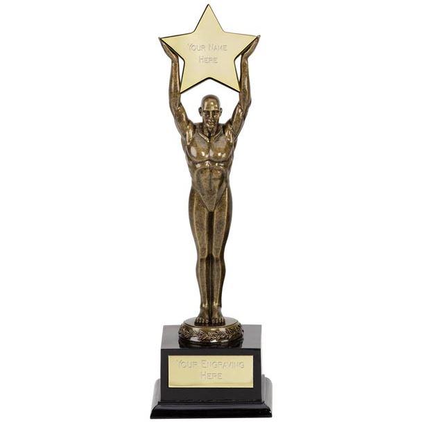 "Classic Achievement Star Award 23.5cm (9.25"")"