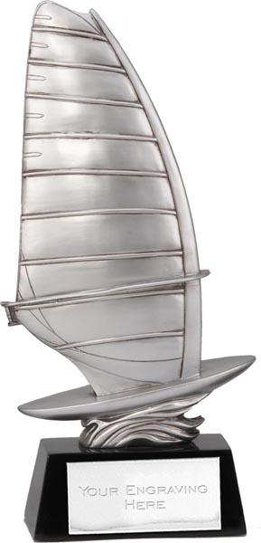 "Cast Resin Windsurfing Award 21.5cm (8.5"")"