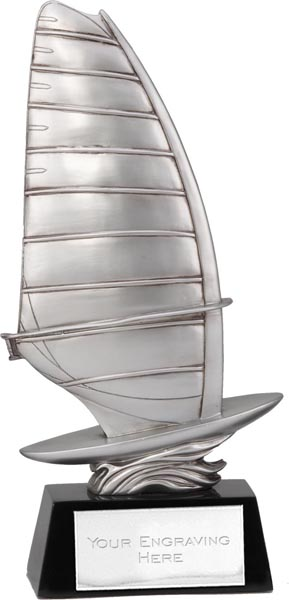 "Cast Resin Windsurfing Award 26.5cm (10.5"")"