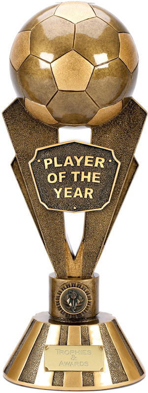 "Player of The Year Football Glory Trophy 30.5cm (12"")"