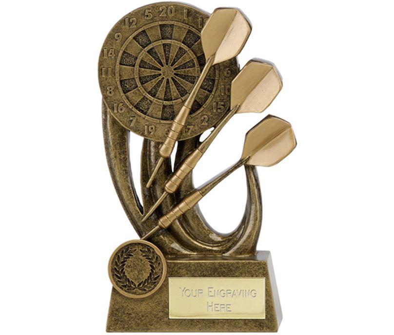 """Epic Resin Darts Trophy 11.5cm (4.5"""")"""