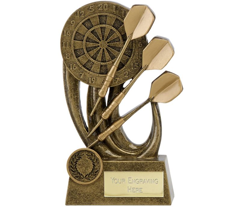 "Epic Resin Darts Trophy 14cm (5.5"")"