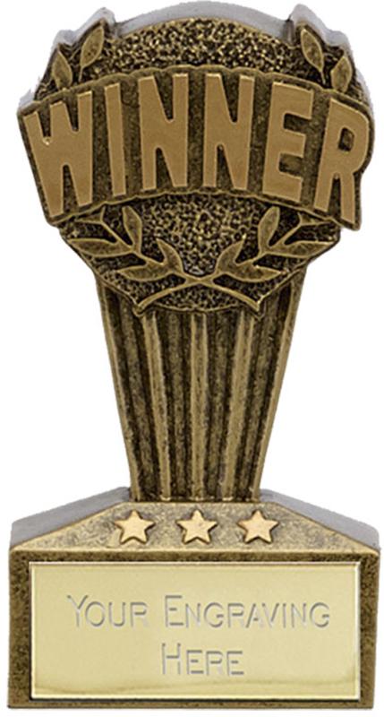 """Micro Trophy Winner Award 7.5cm (3"""")"""