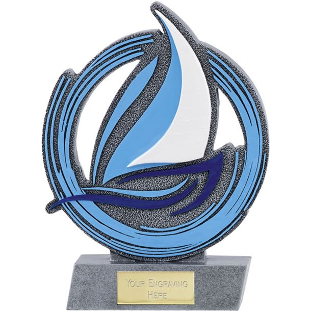 "Horizon Sailing Trophy 16.5cm (6.5"")"