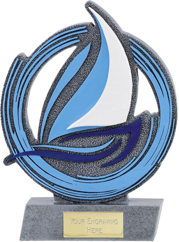 "Horizon Sailing Trophy 20.5cm (8"")"