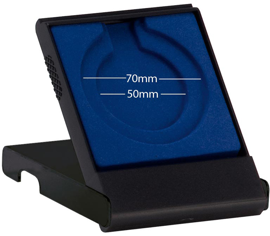 Presentation Box with Solid Lid for 50mm or 70mm Medals