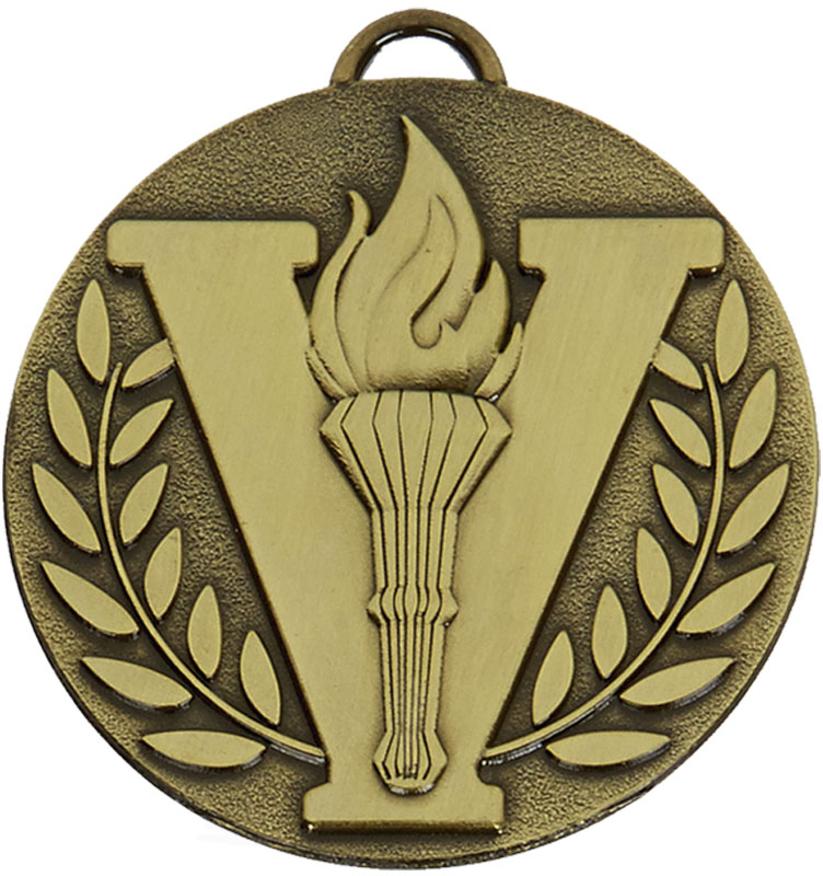 "Bronze Target Victory Medal 50mm (2"")"