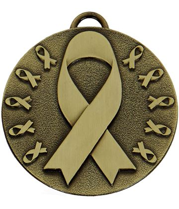 "Bronze Target Awareness Medal 50mm (2"")"