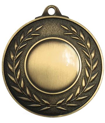"Gold Eternity Medal 50mm (2"")"