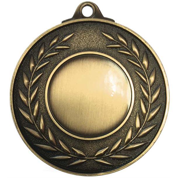 "Gold Eternity Medal 50mm (2"")"