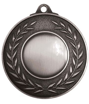 "Silver Eternity Medal 50mm (2"")"