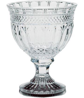 """Lindisfarne St Aidan Crystal Bowl 24.5cm (9.75"""")"""