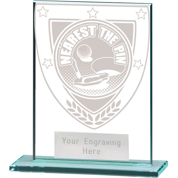 "Millennium Nearest the Pin Jade Award 11cm (4.75"")"