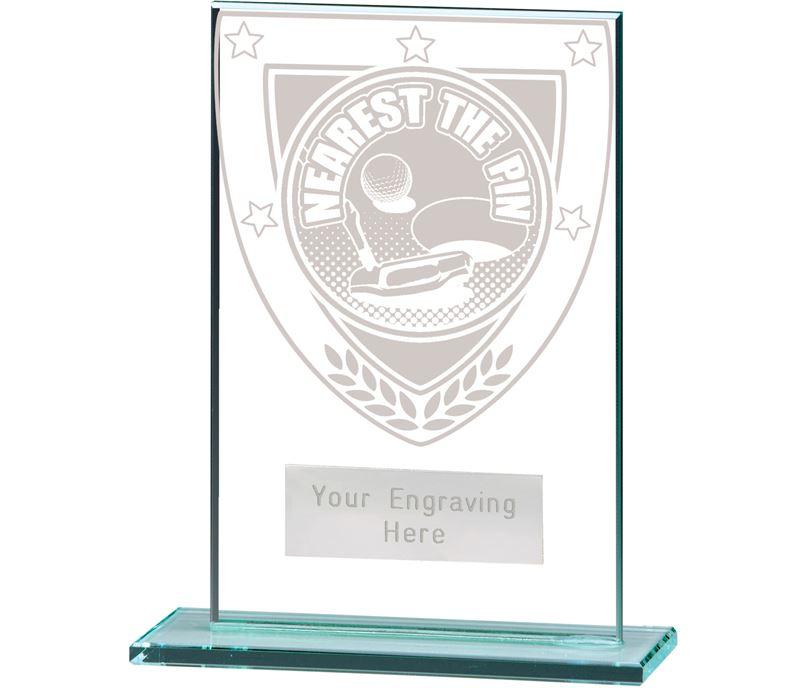 "Millennium Nearest the Pin Jade Award 12.5cm (5"")"
