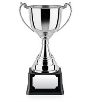 "Revolution Nickel Plated Presentation Cup with Polished Finish 44.5cm (17.5"")"