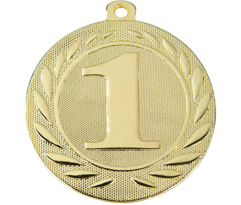 """1st Place Gallant Medal Gold 50mm (2"""")"""