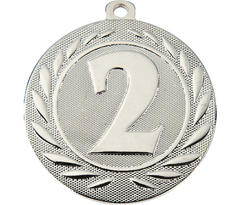 "2nd Place Gallant Medal Silver 50mm (2"")"