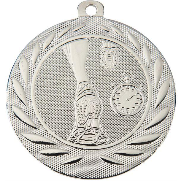 """Running Gallant Medal Silver 50mm (2"""")"""