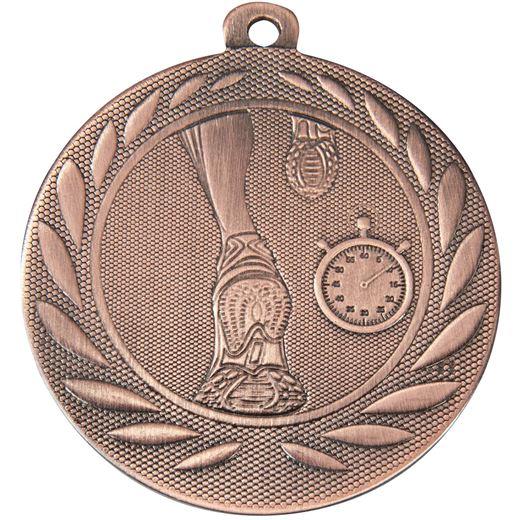 """Running Gallant Medal Bronze 50mm (2"""")"""