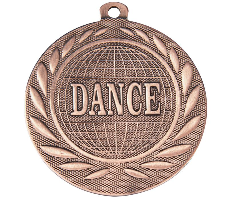 "Dance Gallant Medal Bronze 50mm (2"")"