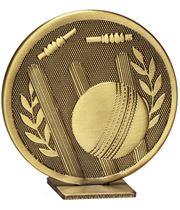"Bronze Global Cricket Self Standing Award 60mm (2.25"")"