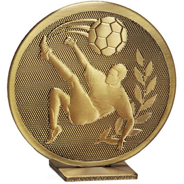 "Bronze Global Football Self Standing Award 60mm (2.25"")"