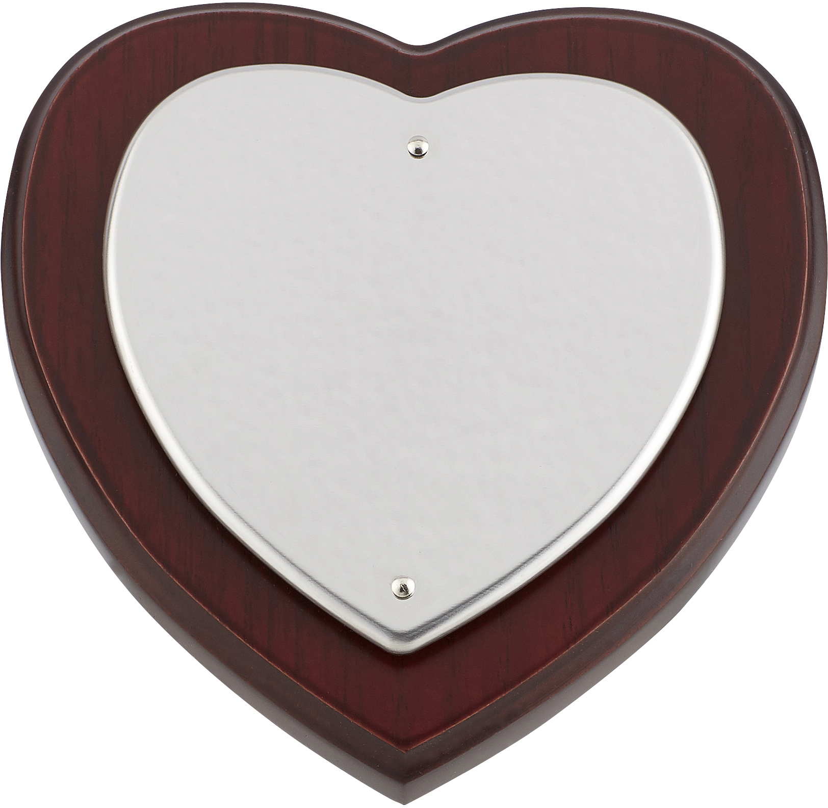 "Heart Shaped Shield 12.5cm (5"")"