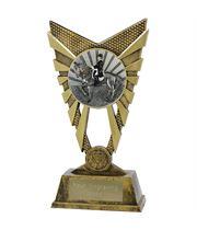 "Valiant Dressage Trophy Gold 23cm (9"")"