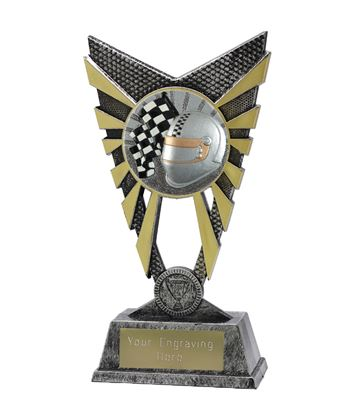 "Valiant Motorsport Trophy Silver 23cm (9"")"