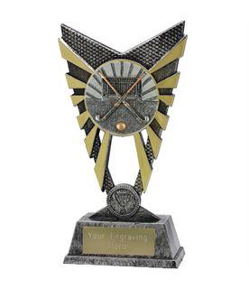 """Valiant Hockey Trophy Silver 23cm (9"""")"""