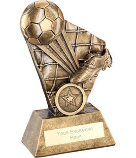 "Football Boot Strike Series Trophy 13.5cm (5.25"")"