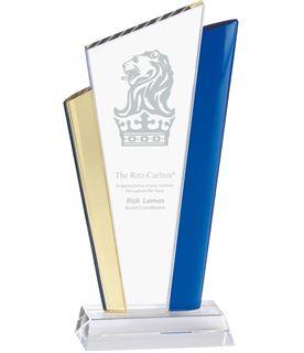 "Festival Jade Glass Award 23.5cm (9.25"")"