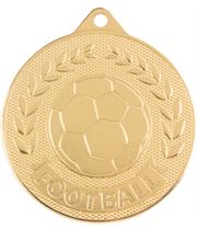"""Gold Discovery Football Medal 50mm (2"""")"""