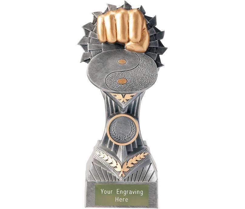 """Martial Arts Falcon Trophy 19cm (7.5"""")"""