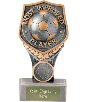 "Most Improved Player Falcon Trophy 15cm (6"")"