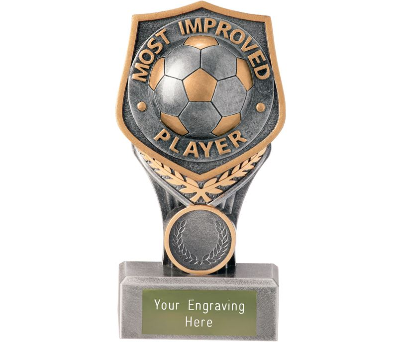 """Most Improved Player Falcon Trophy 15cm (6"""")"""