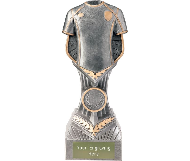 "Football Shirt Falcon Trophy 19cm (7.5"")"