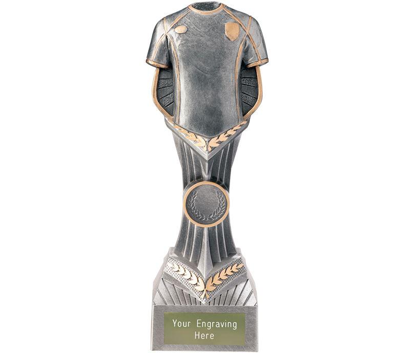 "Football Shirt Falcon Trophy 22cm (8.75"")"