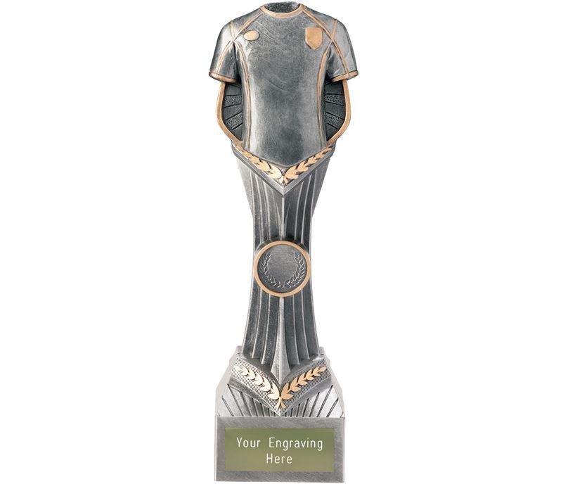 "Football Shirt Falcon Trophy 24cm (9.5"")"