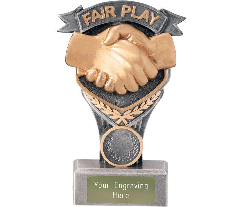 """Fair Play Falcon Trophy 15cm (6"""")"""
