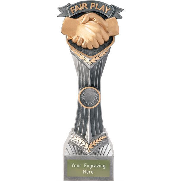 """Fair Play Falcon Trophy 24cm (9.5"""")"""