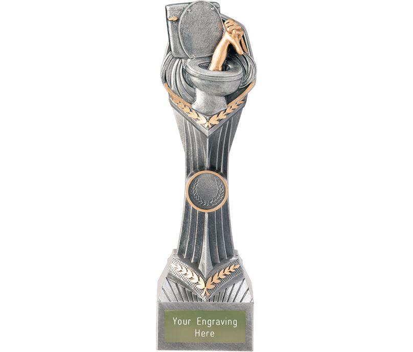 """Loser Falcon Trophy 24cm (9.5"""")"""