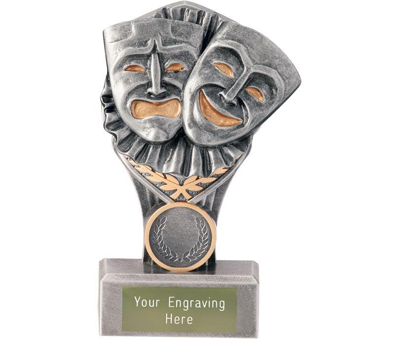 """Drama Falcon Trophy 15cm (6"""")"""