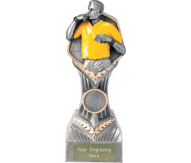 "Referee Falcon Trophy 19cm (7.5"")"