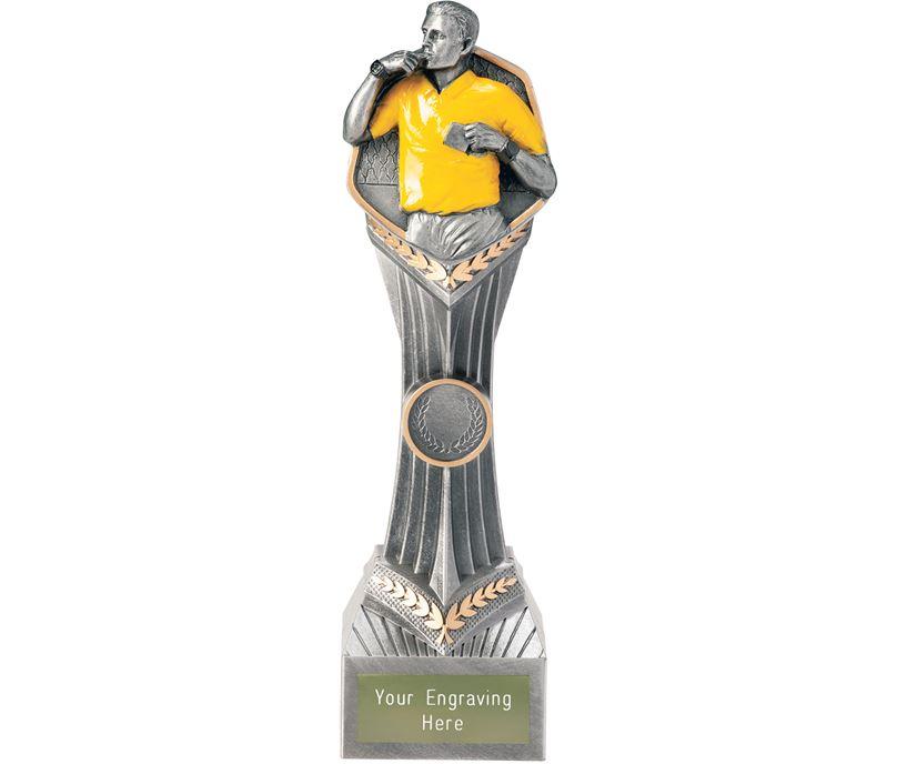 "Referee Falcon Trophy 24cm (9.5"")"