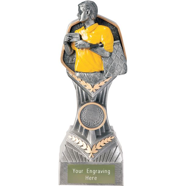 "Assistant Referee Falcon Trophy 19cm (7.5"")"