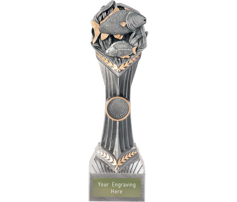 """Fishing Carp Falcon Trophy 24cm (9.5"""")"""