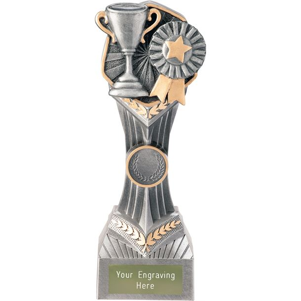 """Achievement Cup Falcon Trophy 22cm (8.75"""")"""