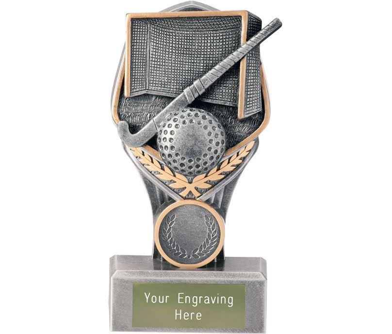 """Field Hockey Falcon Trophy 15cm (6"""")"""